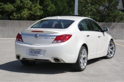 Test Drive: 2012 Buick Regal GS automatic buick