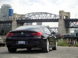 Test Drive: 2012 BMW 650i xDrive bmw