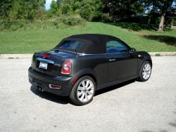 Test Drive: 2012 Mini Cooper S Roadster mini