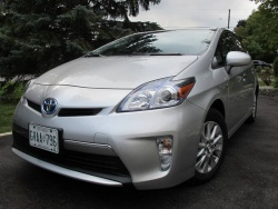Test Drive: 2012 Toyota Prius PHV Plug in Hybrid toyota car test drives hybrids