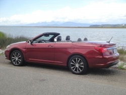 2012 Chrysler 200 Convertible S