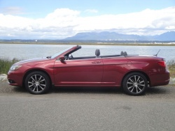 2012 Chrysler 200S convertible