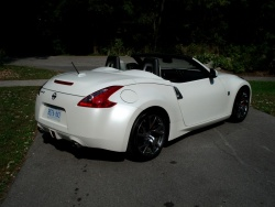 Test Drive: 2013 Nissan 370Z Roadster  car test drives reviews nissan