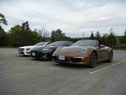 Comparison Test: Luxury Toys reviews porsche mercedes benz luxury cars jaguar car comparisons