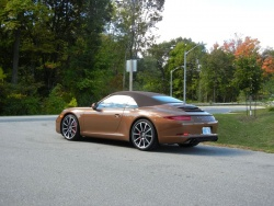 Test Drive: 2012 Porsche 911 Carrera S Cabriolet luxury cars