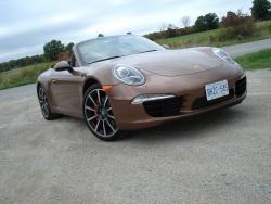 Test Drive: 2012 Porsche 911 Carrera S Cabriolet car test drives reviews porsche luxury cars