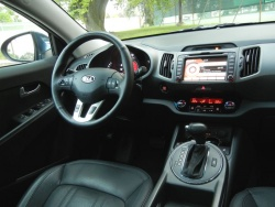Test Drive: 2012 Kia Sportage car test drives reviews kia