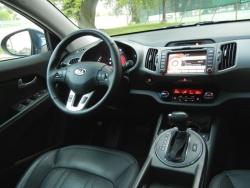 2012 Kia Sportage 2.0T SX Navigation
