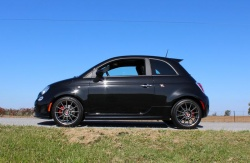 Test Drive: 2012 Fiat 500 Abarth fiat