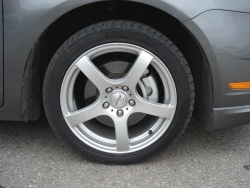 Tire Review: Sailun Z4+AS tire reviews auto product reviews car culture