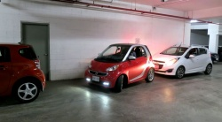 Comparison Test: City Cars reviews smart scion chevrolet car comparisons