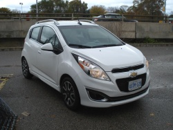 Comparison Test: City Cars chevrolet