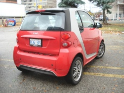 Comparison Test: City Cars smart scion reviews car comparisons chevrolet