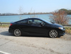 2012 Honda Civic Si HFP