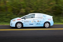 Feature: Toyota Prius family hybrids auto brands auto tech
