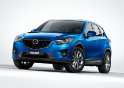 Mazda unveils all new CX 5 at L.A. show 2011 los angeles auto show