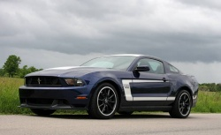 Test Drive: 2012 Ford Mustang Boss 302 ford
