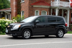 First Drive: 2012 Chevrolet Orlando reviews first drives chevrolet