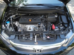 Test Drive: 2012 Honda Civic EX sedan honda