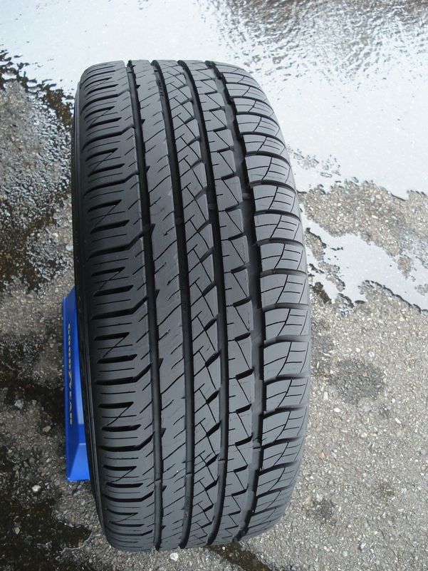 Goodyear F1 Ultra High Performance all-season tire