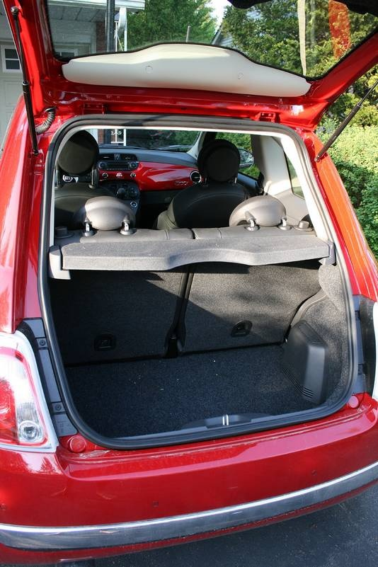 Test Drive: 2012 Fiat 500 Lounge auto articles