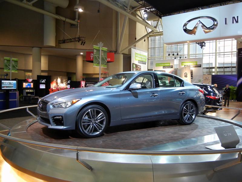 2013 Canadian Interantional Auto Show
