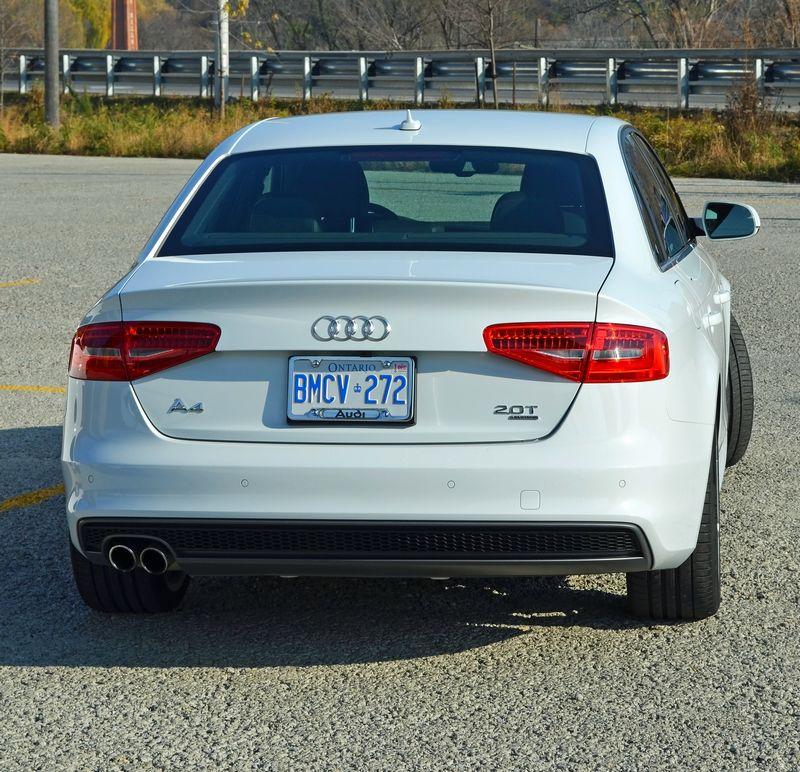 2013 Audi A4 2.0T quattro