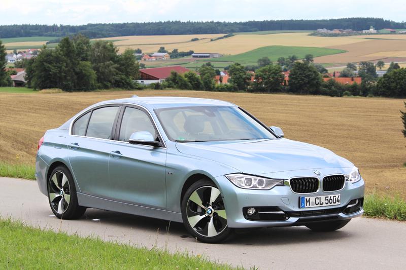 2013 BMW ActiveHybrid 3*