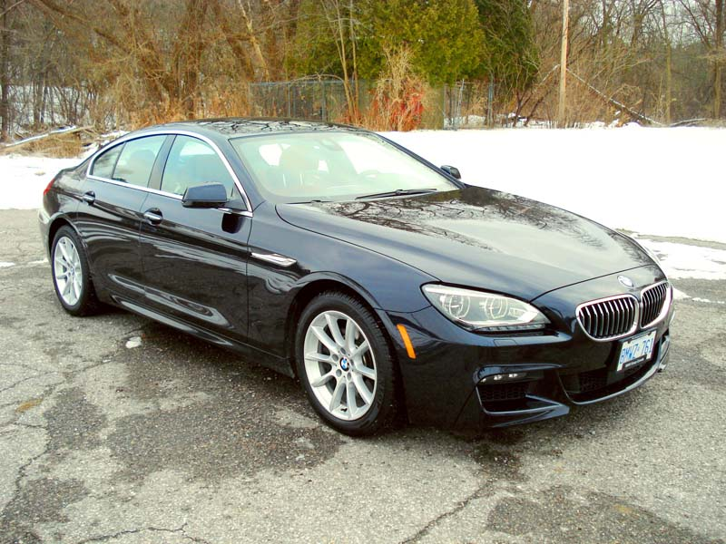 2013 BMW 650i xDrive Gran Coupe*