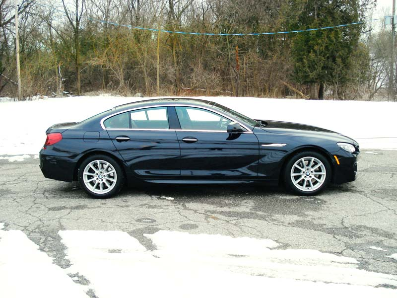 2013 BMW 650i xDrive Gran Coupe
