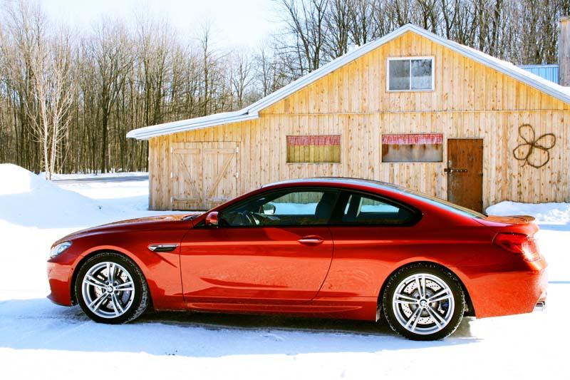 2013 BMW M6 Coupé