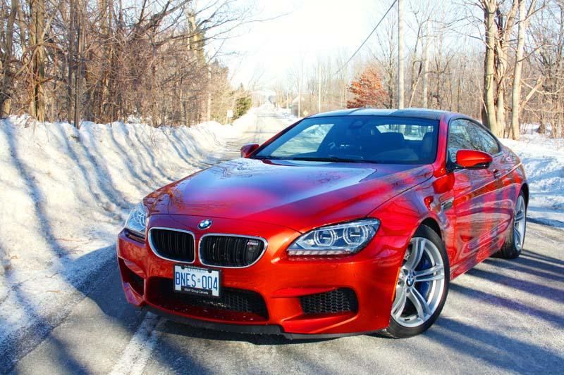 2013 BMW M6 Coupé*