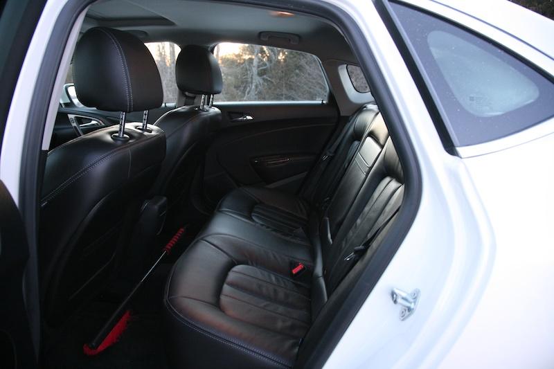 2013 Buick Verano 2.0T