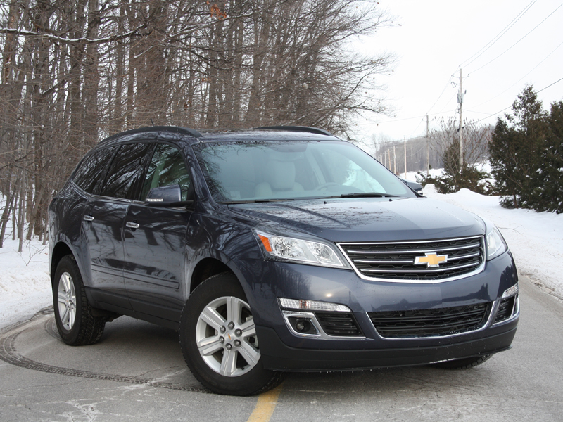 2013 Chevrolet Traverse 2LT AWD*