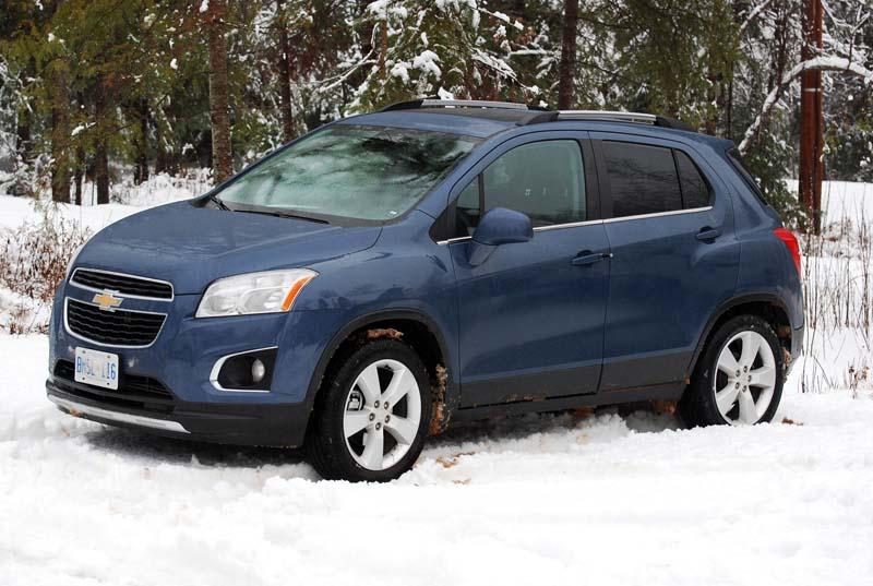 2013 Chevrolet Trax*