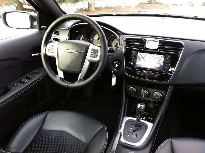 2013 Chrysler 200S