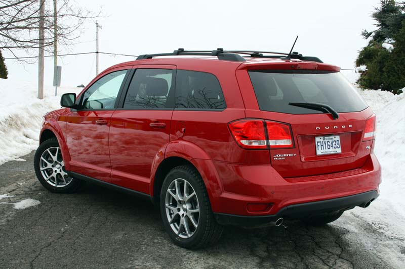 2013 Dodge Journey