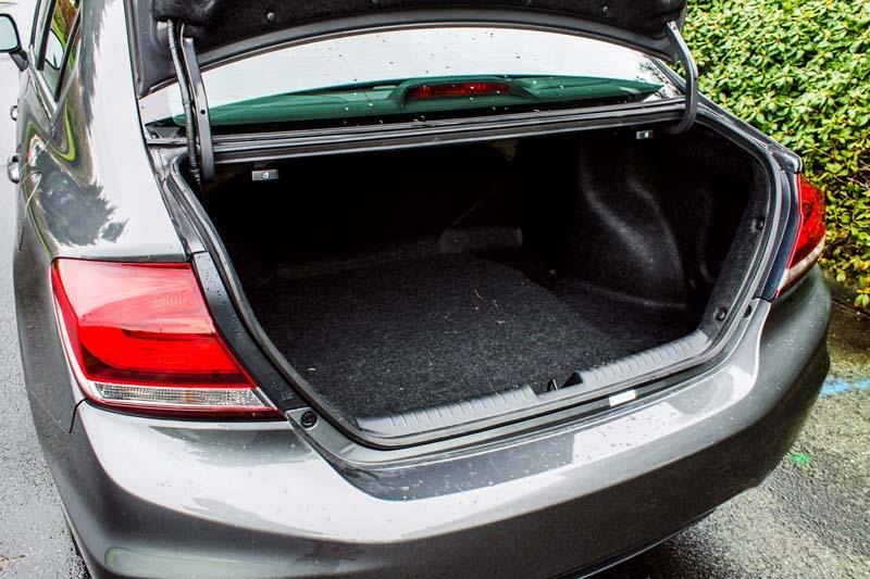 2013 Honda Civic Road Trip