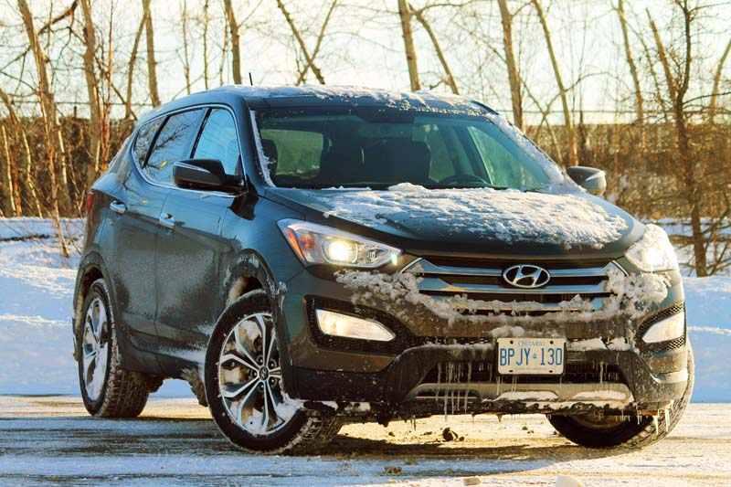 2013 Hyundai Santa Fe Sport 2.0T*