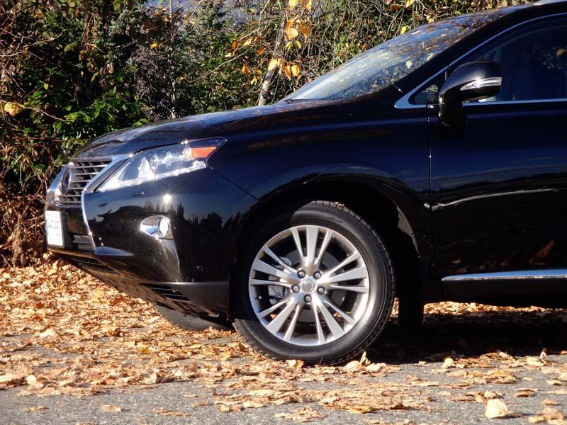 2013 Lexus RX450h