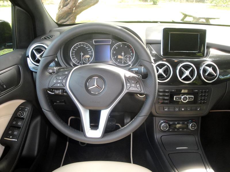 2013 Mercedes B 250