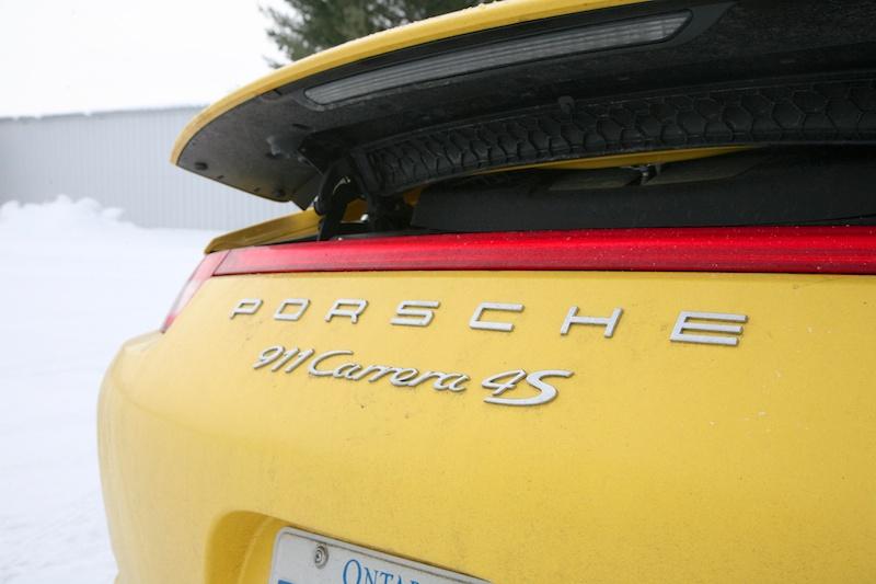 2013 Porsche 911 Carrera 4S