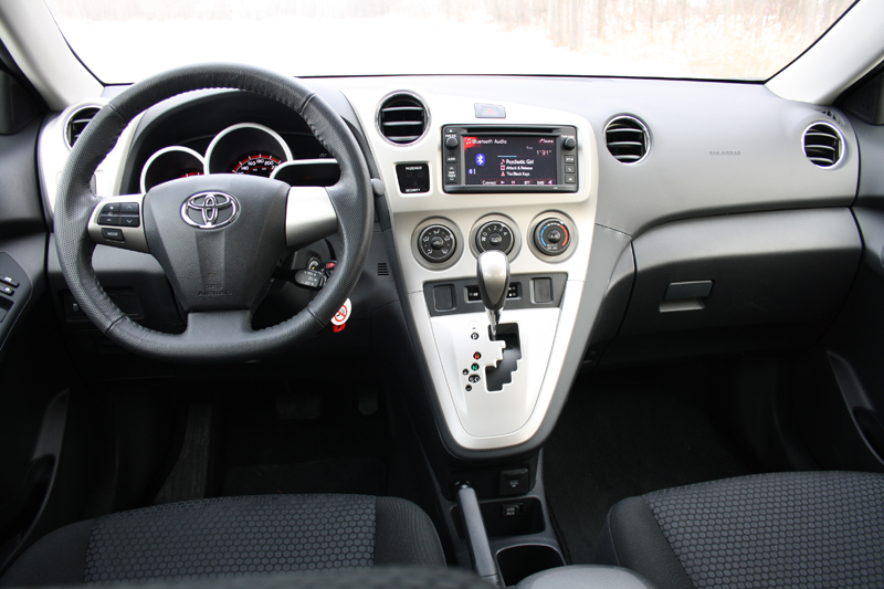 2013 Toyota Matrix XRS