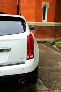 Test Drive: 2013 Cadillac SRX car test drives luxury cars cadillac