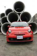 Test Drive: 2013 Fiat 500 Turbo car test drives reviews fiat