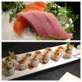 Sushi at Globefish