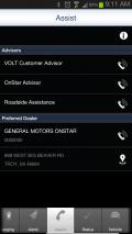 GM OnStar RemoteLink for Chevrolet Volt