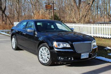 2013 Chrysler 300C AWD