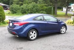 First Drive: 2013 Hyundai Elantra Coupe first drives