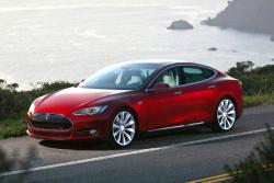 Preview: 2013 Tesla Model S green future